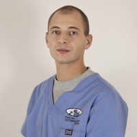 richie eads, prairie side veterinary hospital, kenosha veterinary tech